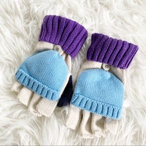 HANNA ANDERSSON Mittens or fingerless Gloves L
